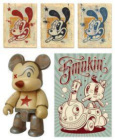Disney Vinyl Toy
