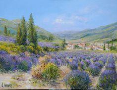 Daniel Sannier - Artiste peintre en Baie de Somme