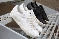 ADIDAS CONSORTIUM ROD LAVER VINTAGE (REPTILE PACK) - Sneaker Freaker