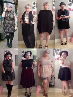 margot meanie //canadian plus size style blogger // 2014 recap