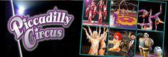 Piccadilly Circus -- Nov-Dec @ Stone Mountain Park