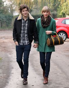 Taylor Swift and Harry Styles as a Couple | Pictures | POPSUGAR Celebrity