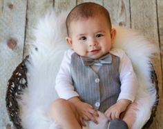 hat and tie newborn baby picture - Google Search