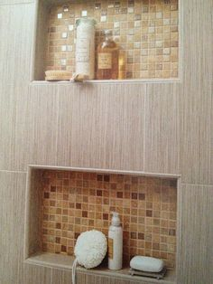 1000 images about ensuite and bathroom ideas on pinterest for Built in shower ideas