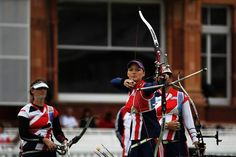 Naomi Folkard Photo - LOCOG Test Events for London 2012 - London Archery Classic