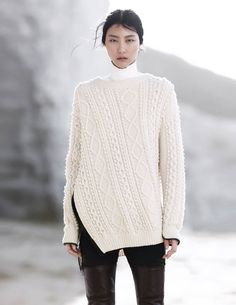 Ji Hye Park for Vogue Russia July 2013 =
