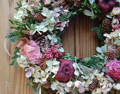 Fall /Winter Woodland Wreath