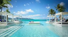 Getaway in style! Australias iconic private island resort is located in the heart of the Great Barrier Reef.  EXCLUSIVE DEAL: 4 nights at One&Only Hayman Island from $2489 per person twin share. FREE $100 food and beverages credit. FREE use of all non-motorised watercraft and more. conditions apply. HURRY! Offer ends 2 May 16.  #OOResorts#OOHaymanIsland #whitsundays #privateisland #coralsea #seeaustralia #greatbarrierreef by qantasholidays http://ift.tt/1UokkV2