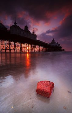 Eastbourne Pier, Eastbourne, East Sussex, United Kingdom, BN21.