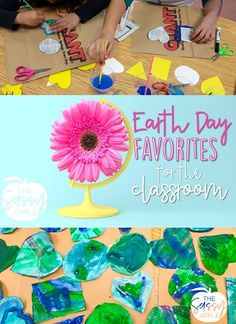 Earth Day Activities for the Classroom   The Sassy Sub