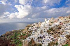 Andronis Boutique Hotel—Santorini, Greece. #Jetsetter
