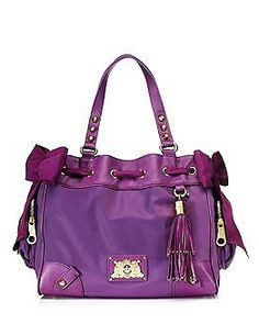 Clutches - Crossbody Handbags - Designer Purses by Juicy Couture on Wanelo