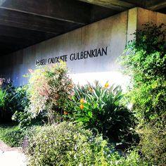Museu Calouste Gulbenkian, Lisboa, Portugal