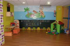 La sala de juegos!!!