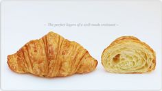 """Croissants..simplement ! Dominique Ansel Bakery   New York (Soho) based bakery of Dominique Ansel, named one of the """"Top 10 Pastry Chefs in the United States"""" by Dessert Professional Magazine. Winner of Time Out New York's Best Bakery 2012!"""