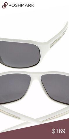 8322ce7c9ac Ermenegildo Zegna White Sunglasses Mens Brand new with Case! Ermenegildo  Zegna Accessories Sunglasses