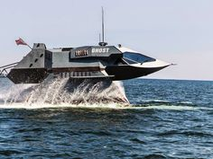 Next Big Future: Supercavitating Very High Speed Stealth Anti-Piracy and Special Ops ship Nuclear Submarine, Us Navy Ships, Cool Boats, Concept Ships, Special Ops, Ex Machina, Armada, Speed Boats, Aircraft Carrier