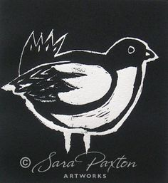 Ink Prints - Sara Paxton Artworks