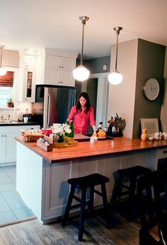 Kitchen Tour: Kirsten and Kyle's Friendly Kitchen