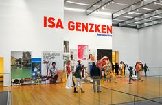 Isa Genzken - The Department of Advertising and Graphic Design