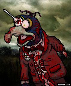 Zombie Muppets