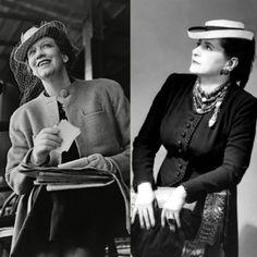 Elizabeth Arden and Helena Rubinstein