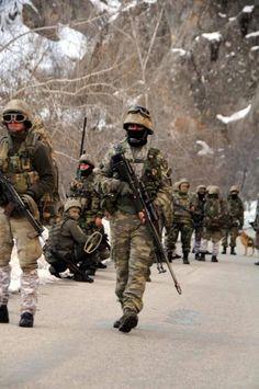 Turkey special Operation Gendarme-JÖH -