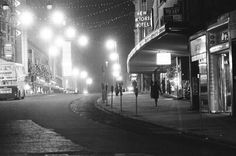 Corporation Street Birmingham in 1974.