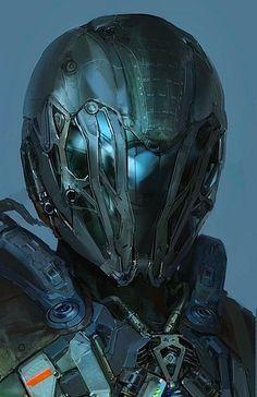 #sci-fi #armour