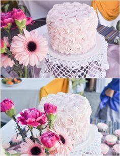 Sista weeding cake