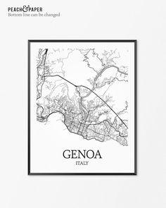 Die besten 25+ Genoa italy map Ideen auf Pinterest