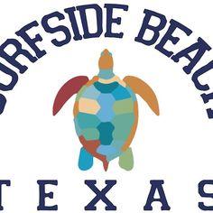 Surfside Beach - Texas.