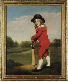 Portrait of Master McDonough by John Opie (1761-1807)