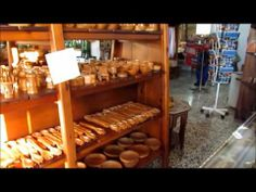 Local produce of Andalucia #wabas12 - YouTube
