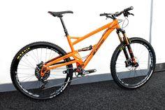 Orange - The Bike Place