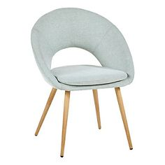 Scandinavian chair Cozy Green - Decoration For Home