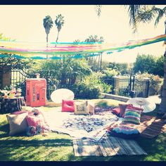 Coachella themed bridal shower CHIC TO CHIC WEDDINGS www.chictochicweddings.com