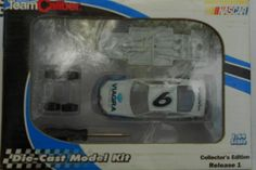 MARK MARTIN  DIE-CAST MODEL KIT COLLECTOR'S EDITION RELEASE 1 FREE SHIPPING!! Mark Martin, Galaxy Phone, Samsung Galaxy, The Collector, Nascar, Diecast, Kit, Free Shipping, Model