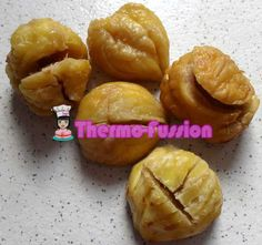 COCER CASTAÑAS THERMOMIX,FUSSIONCOOK O MICROONDAS ← thermo fussion cook