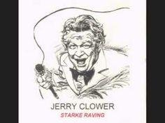 Jerry Clower- Starke Raving ! - ( Full Album )