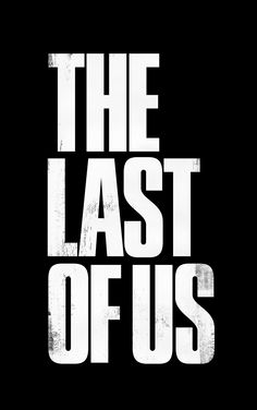 The Last of Us Logo.