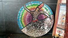 (Rotating) whirling dervish mosaic