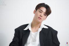 from: fantagio astro Lee Dong Min, Eunwoo Astro, Cha Eun Woo Astro, Seo Kang Joon, Asian Celebrities, Actor Model, Hot Boys, Marie Claire, Korean Singer