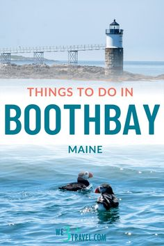 Boothbay Harbor is a charming town on Maine's midcoast offering plenty of things to do for a vacation or weekend getaway from whale watching in Maine, puffin tours, oyster farms, botanical gardens, and more. Whale Watching Maine, Boothbay Harbor Maine, Waterfront Restaurant, New England Travel, Tug Boats, Picnic Area, Usa Travel, Walking Tour, Great View