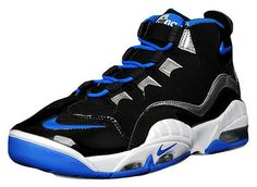 Nike Air Max Sensation Black/Blue