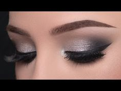 New Years Eve Makeup Tutorial - YouTube