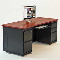 Luxury L Shaped Computer Desk Target
