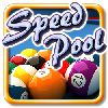 Speed Pool King - http://www.funtime247.com/casino/speed-pool-king/ - A fast paced pool game for mobile and tablet. How many balls can you pot before the time runs out? Clear the table as quickly as you can! Touch and drag to aim, then let go to shoot.Gain bonus time for potting balls and a points multiplier for consecutive pots