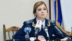 ▼22Mar2014Inquisitr Natalia Poklonskaya: The New 'Hot And Sexy' Attorney General Of Crimea http://www.inquisitr.com/1182234/natalia-poklonskaya-the-new-hot-and-sexy-attorney-general-of-crimea/ #Crimea #Poklonskaya