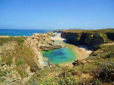 Praia da Samouqueira na Costa Vicentina, Algarve | Portugal